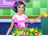 Фитнес диета принцессы