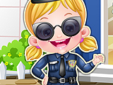 Малышка Хейзел офицер охраны
