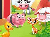 Забавы на ферме: Обучение животных