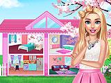 Розовый дом Бонни