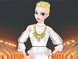 Современная принцесса суперзвезда