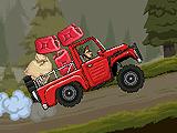Подняться на холм на грузовике