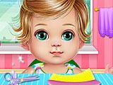 Уход за малышом и макияж