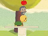 Добыть яблоко!