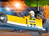 Лего сити: Мой город 2 - прыжок монстра
