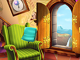 Побег принцессы из башни