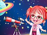 Малышка Хейзел астроном