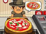 Вечеринка с пиццей онлайн