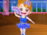 Малышка Хейзел танец балерины 2