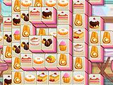 Маджонг из сладостей