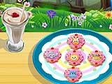 Детское печенье с животными