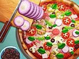 Готовка реальной пиццы