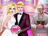 Свадебный поцелуй принцессы