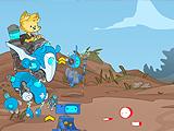 Робот-истребитель: Эпические сражения