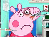 Скорая помощь свинке Пеппе