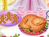 Принцесс Кулинария Рождественский Ужин