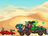 Дорога ярости: нападение в пустыне