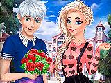 Принцессы Диснея против Злодеев: День Святого Валентина
