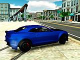 3D городской гонщик 2