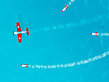 Воздушные крылья - ракетный удар