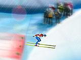 Прыжки на лыжах с трамплина 2