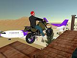 Трюки на мотоцикле 3D