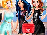 Принцессы против моды: спорт + шик