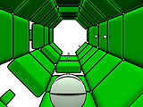 Наклонный тоннель