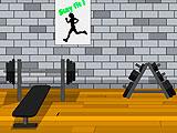 Побег из фитнес-центра