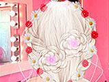 Свадебная прическа Эльзы