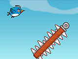 Умеренно злая птица