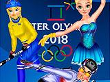 Зимние Олимпийские Игры в мире Диснея