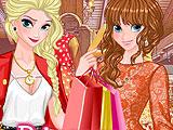 Шопинг принцес: весенние скидки