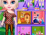 Дизайн кукольного домика для Эльзы