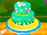 Весенний Торт