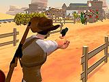Дикий запад: ярость шерифа