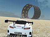 Сумасшедшие трюки на автомобилях 2