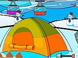 Спасение Джинна с зимнего курорта