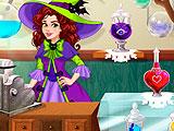 Магазин магического зелья Оливии