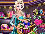 Эльза покупает подарки