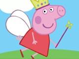 Одевалка Свинки Пеппы и ее семьи