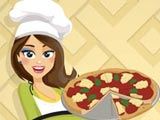 Готовка с Эммой: Пицца Маргарита