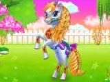 Прически для сказочного пони