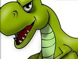 Динозавры: Найди 5 отличий