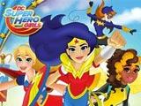 Супер героини: Школа полетов