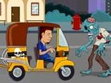 Тук-тук против зомби