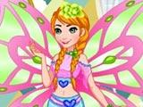 Принцесса Анна в стиле Винкс