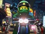 Лего Ниндзяго мотогонки