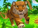 Тигр симулятор 3Д