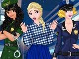 Принцессы Диснея: Полиция моды
